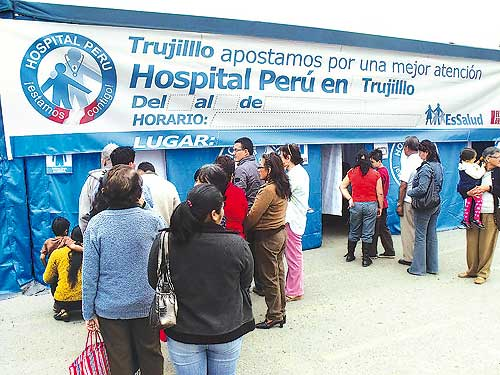Descarta privatizar hospitales estatales