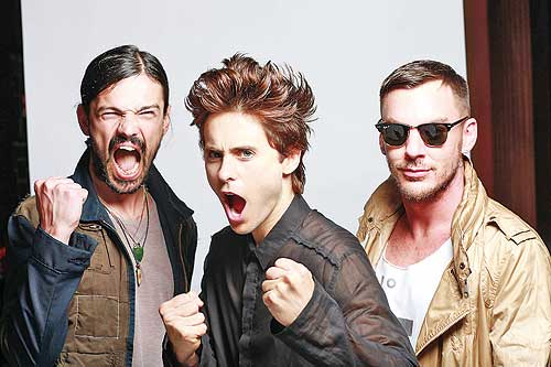 30 Seconds to Mars cantará en octubre