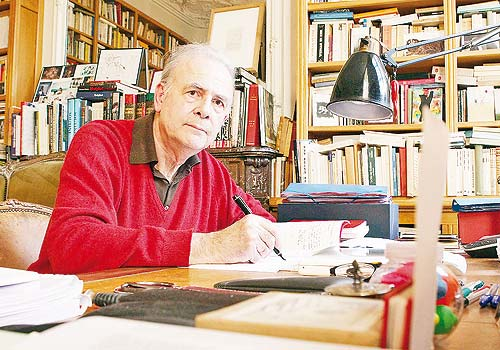 Modiano, flamante Premio Nobel de Literatura