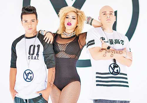 Yamal & George y Mia Mont presentan video