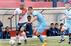 Deportivo Municipal vs Real Garcilaso
