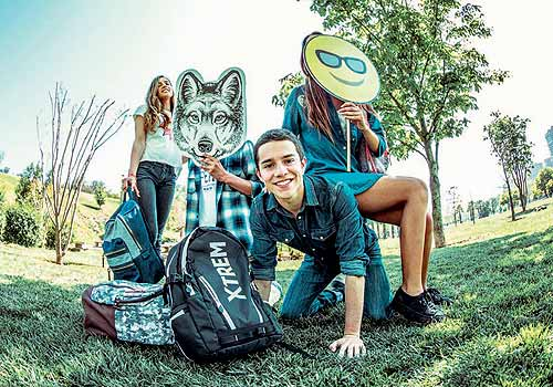 El Back To School  2017 de Samsonite