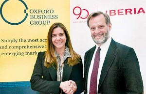 IBERIA Y OXFORD BUSINESS GROUP