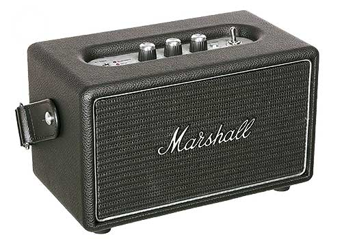 Marshall Speaker Kilburn Steel Edition