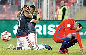 Paraguay - Chile
