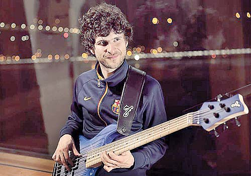 Michael League de Snarky Puppy