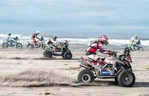 Cuatrimotos en Rally Dakar 2018