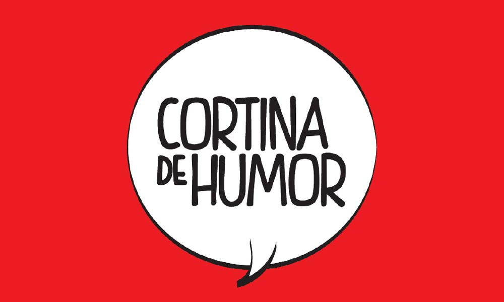 Cortina de humor HD