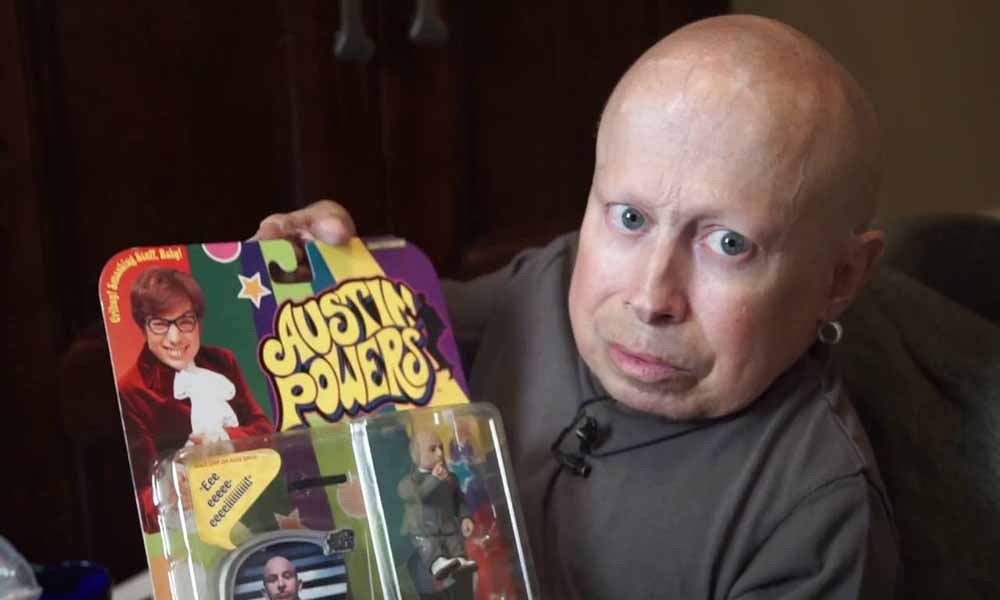 Muere Verne Troyer Actor Que Interpretó A Mini Yo En La Película