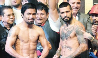 Lucas Matthysse ante Manny Pacquiao