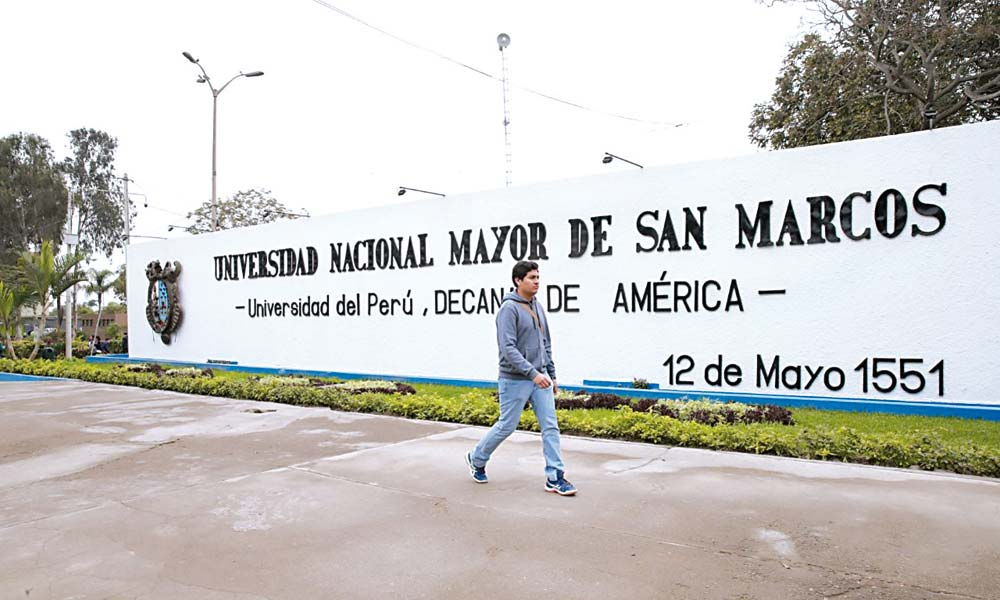 Universidad Nacional Mayor de San Marcos (UNMSM)