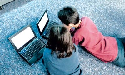 Internet en laptops