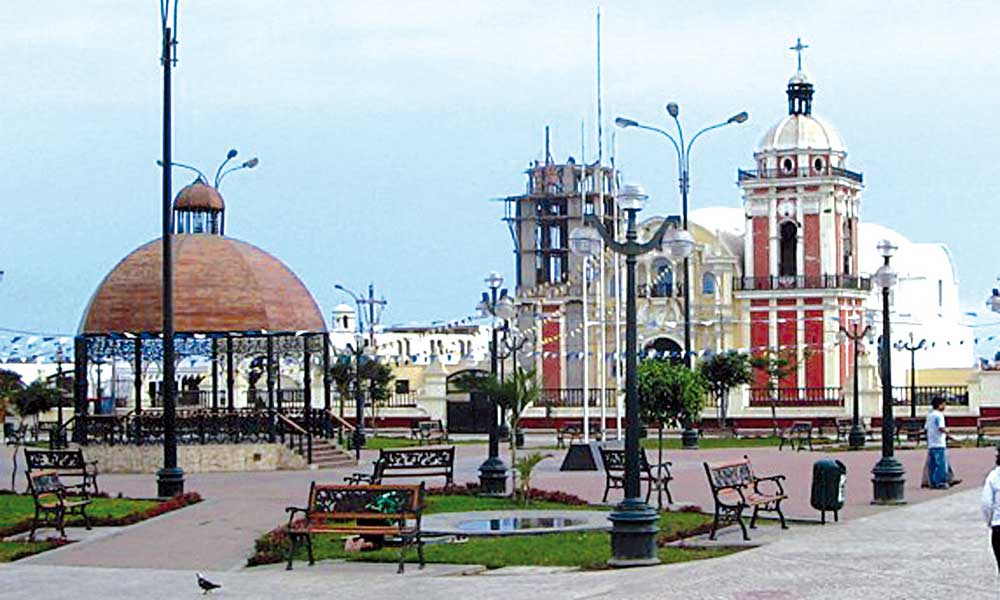 Plaza de Chilca