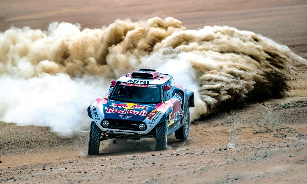 Rally Dakar Perú