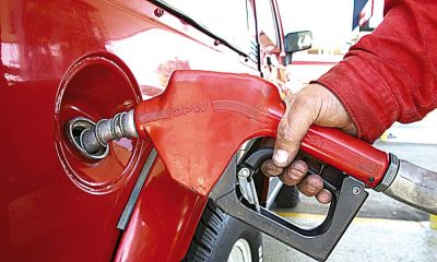Grifo combustible gasolina