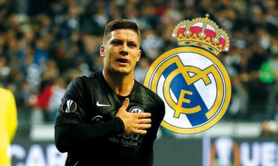 Luka Jovic en Real Madrid