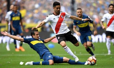 River Plate y Boca Juniors