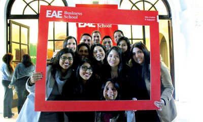 EAE Business School organizó el primer Welcome Day