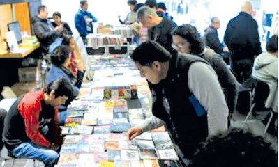Regresa Feria de discos y sellos independientes