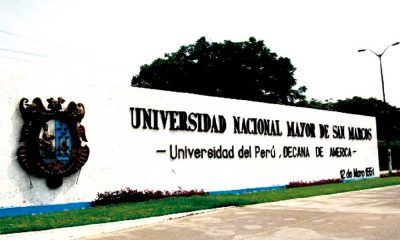 Universidad Nacional Mayor de San Marcos UNMSM