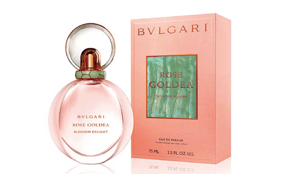"BULGARIEau de Parfum ""Rose Goldea Blossom Delight"""