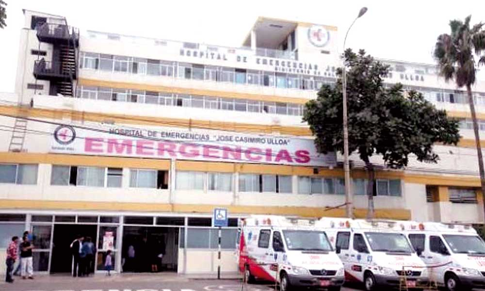 Hospital de Emergencias Casimiro Ulloa