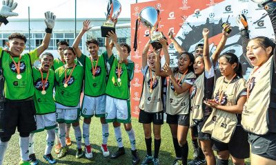 "Gatorade® estrena serie documental original ""Cantera 5v5"""