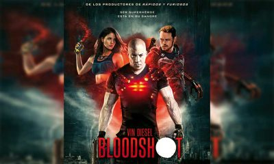 Bloodshot: Sony lanza primer poster oficial