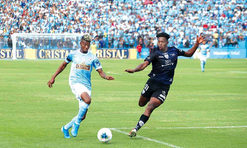 Sporting Cristal - Independiente Del Valle de Ecuador
