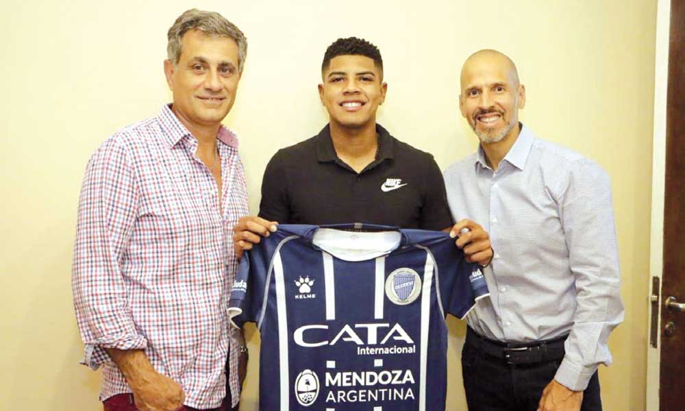 Wilder CARTAGENA A GODOY CRUZ