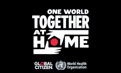 """National Geographic emitirá """"One World: Together at Home"""""""