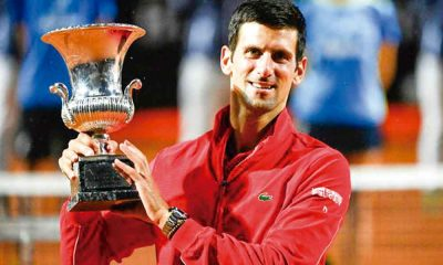 CAMPEON DJOKOVIC
