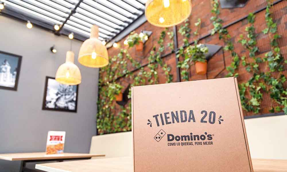 Domino's Pizza inauguró su local n°20