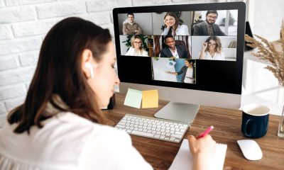 Zoom videoconferencia streaming reuniones virtuales