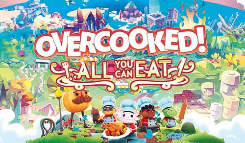 Overcooked! All You Can Eat (PC, PS4, PS5, Xbox One)